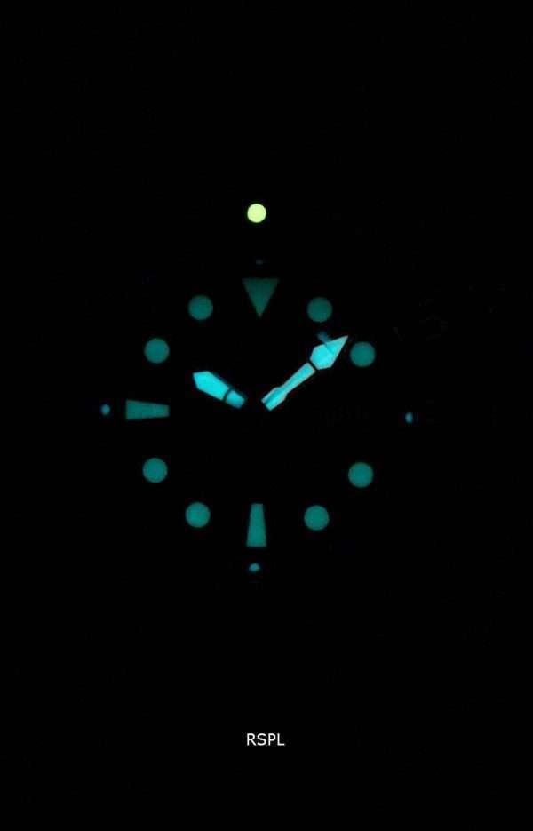 Ratio II Free Diver Helium-Safe 1000M Automatic 1068HA96-34VA-01 Men's Watch