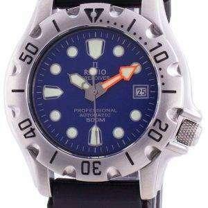 Ratio FreeDiver Professional 500M Sapphire Automatic 32BJ202A-BLU Mens Watch