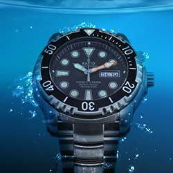 Ratio 1000m Diver's